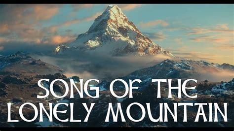 Tanexx Ft Sharm  Song Of The Lonely Mountain (the Hobbit