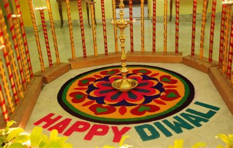 happy diwali rangoli designs peacock patterns