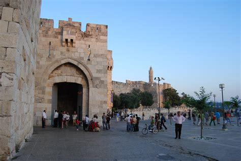 ottoman for jaffa gate jerusalem