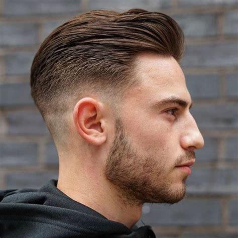 ideas  mid fade haircut  pinterest mid fade mens hairstyles fade  short