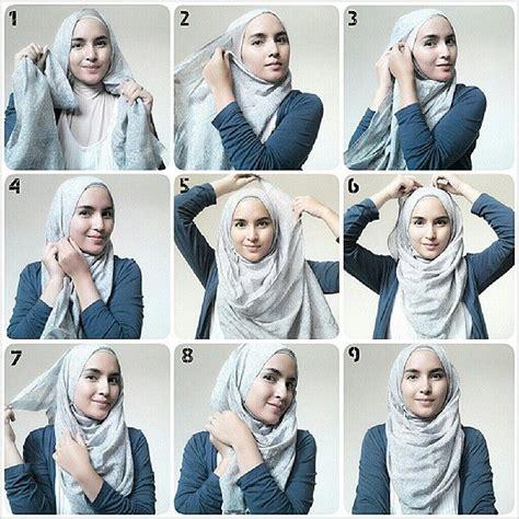 hijab tutorial zahratuljannah dpcollection hairstlys