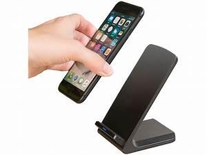 Handy Mit Qi : callstel handy ladeger t schnell ladestation f r qi kompatible smartphones 10 w 5 v schwarz ~ Eleganceandgraceweddings.com Haus und Dekorationen