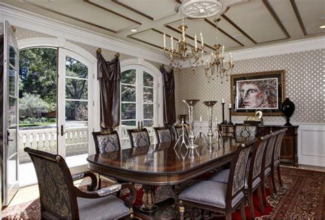 Dining Room Design Ideas Gothic Dining Room  House Interior
