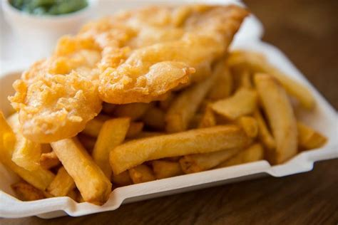 hennighans wales fish chips feed  lion