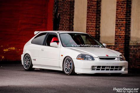 Honda Civic Hatchback Ek Stock Automotive