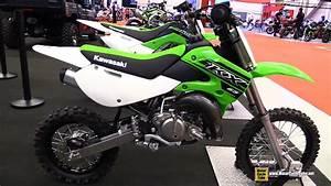 Vidéo De Moto Cross : 2015 kawasaki kx 65 cross bike walkaround 2015 salon moto de montreal youtube ~ Medecine-chirurgie-esthetiques.com Avis de Voitures