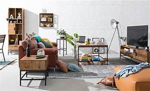 Möbel Industrial Style : dein wohnstil industrial industrial m bel bei home24 ~ Markanthonyermac.com Haus und Dekorationen