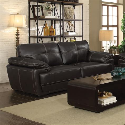 Clearance Sofas Free Shipping by Zenon Brown Sofa Free Shipping Clearance Sale Marjen