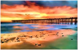 Ventura Beach Pier