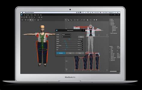 dersorg share cloths fashion design software  bring