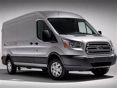 ford transit  van pricing ratings reviews