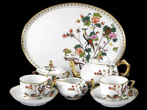 herend tea porcelain china hungary cups