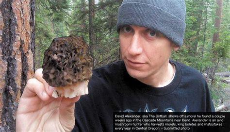 late central oregon mushroom season  boon  area fungus