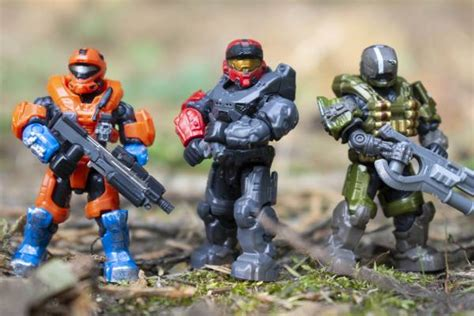 Share Project Next Generation of Soldiers | MEGA™ Unboxed