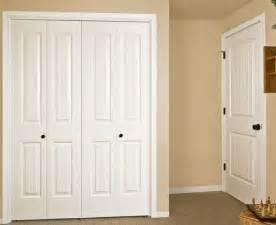 Solid Wood Closet Doors by Solid Wood Bifold Closet Door Design Interior Home Decor