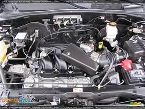 2008 Ford Escape Xlt V6 4wd 3 0 Liter Dohc 24