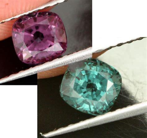 color changing gemstones what gemstones change color gem rock auctions