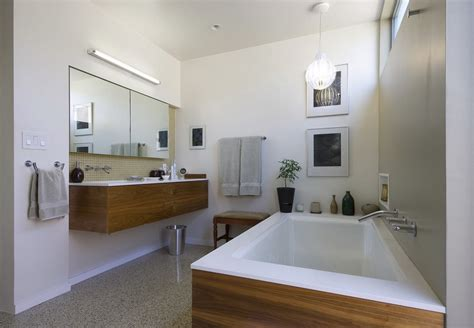 bathroom spa ideas the sleek of modern terrazzo floors