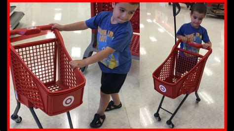 Target Kids Cart!