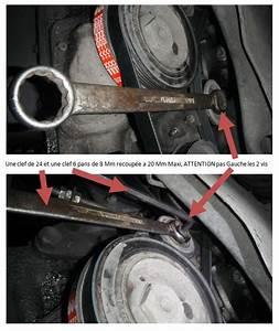 Pompe A Eau Chrysler Voyager 2 5 Td : tendeur excentrique courroie pompe eau ~ Gottalentnigeria.com Avis de Voitures