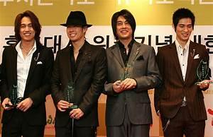 F4's Jerry Yan, Vanness Wu attend Ken Chu, Han Wenwen w