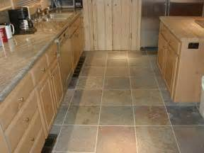 Slate Kitchen Floor Tile