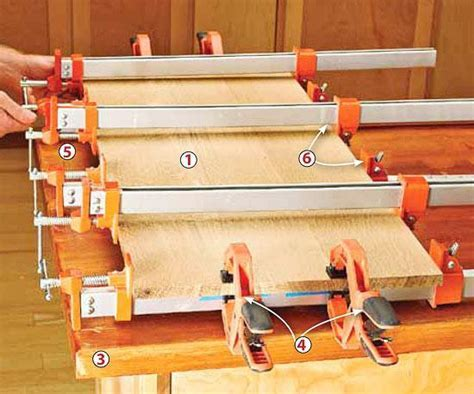 Clamp down on glue up mistakes   WOOD Magazine