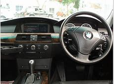 Car for Sale 2005 BMW 5 Series 525I Right Hand Drive