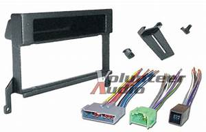 Ford Radio Installation Dash Mount Kit   Premium Sound Harness Pkg256