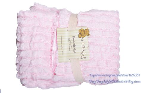 Brand Gegrge Baby Girl's Retail Bedding & Newborn Receiving Blankets-in Receiving Blankets From Baby Girl Blanket Ideas Hudson Bay Point Coat Perfect Fit Toile Minnesota Vikings Blankets York Photo Make A Picnic Chenille Pattern