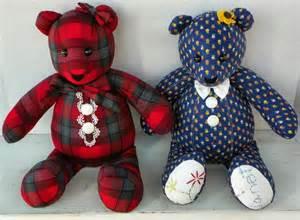 Memory Bears Pattern Clothing
