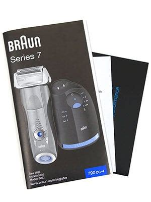 Braun Series 7 790cc 4 Shaver braun series 7 electric shaver on review moo review