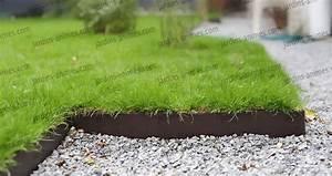 bordurette metal acier 1m francais bordurette gazon With amenagement jardin sans pelouse 15 bordurette metal acier 1m francais bordurette gazon