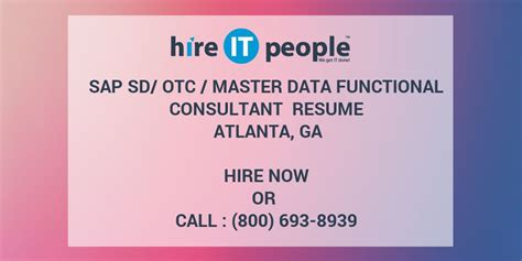 asap full form in sap sap sd otc master data functional consultant resume