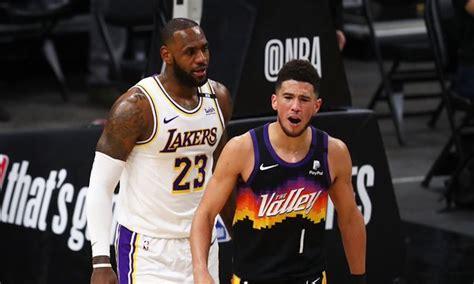 Pronóstico Lakers vs Suns: se define o se alarga la serie