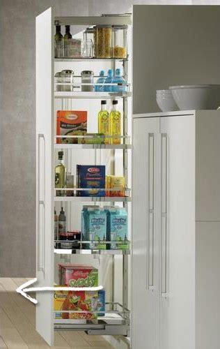 meuble haut cuisine avec porte coulissante les colonnes de cuisine extractibles comment les choisir
