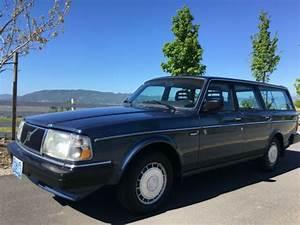 1988 Volvo Station Wagon 240 5