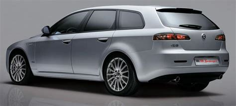 Alfa Romeo 159 Sportwagon Review