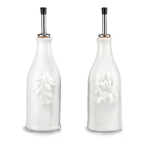 oil vinegar olive bottle provence cruets water porcelain pitchers