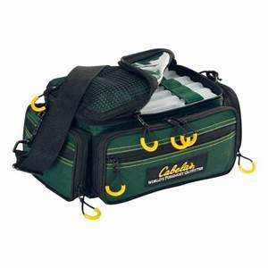 Cabela's Advanced Anglers™ Tackle Bags w/ Utility Boxes