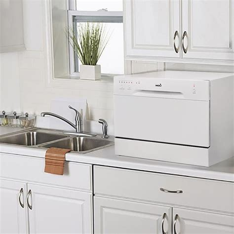 dishwasher with countertop countertop dishwasher white portable compact energy