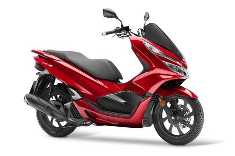 Scooter Honda Pcx 125 2018: Más Equipado