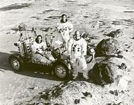 Apollo Moon Landing Hoax Proof