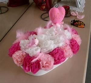 Comment Faire Des Roses En Papier : comment faire des fleurs en cr pon mariage forum vie pratique ~ Melissatoandfro.com Idées de Décoration