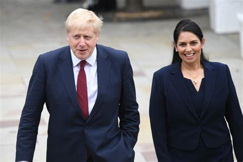 UK Home Secy Priti Patel Says She Will End Free Movement ...