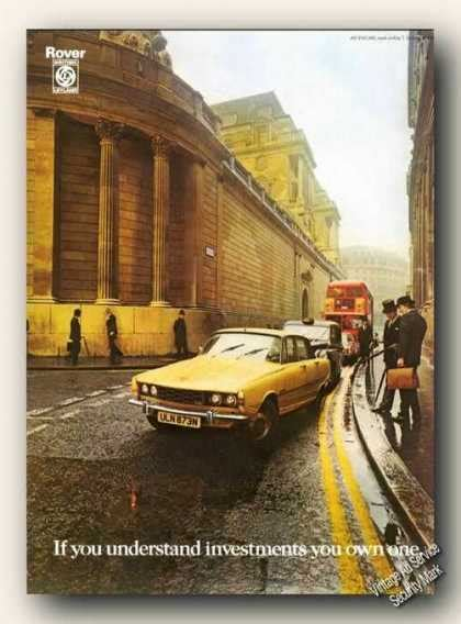 vintage car advertisements    page