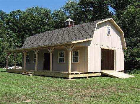 Dutch Barn Homes Start At ,255