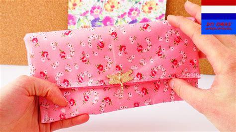 make up papier diy portemonnee naaien stoffen etui klein tasje voor make up organizer