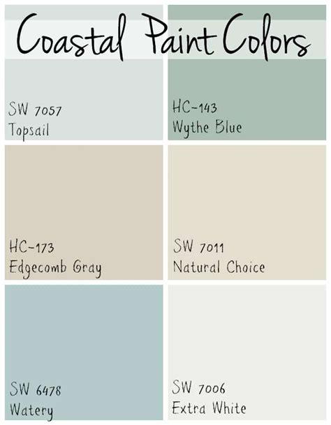 coastal paint colors the lilypad cottage