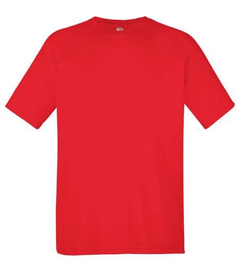 T-shirt Uomo Sport Tecnica Performance Fruit of the Loom ...